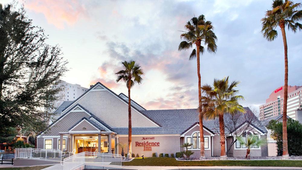 Residence Inn Convention Center