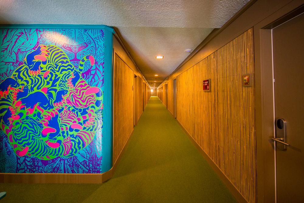 Downtowner Hallway