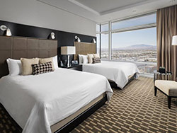 ARIA Sky Suite with Queen Beds