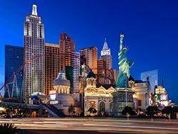 New York - New York Hotel Casino Las Vegas