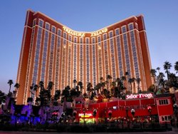 Treasure Island Las Vegas Hotel Casino