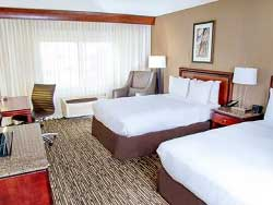 DoubleTree 2 Double Beds Non-Smoking