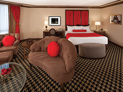 Paris Classic Red Suite