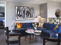 Cosmopolitan Terrace Wraparound Suite