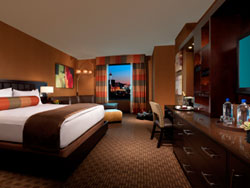 Golden Nugget Rush Tower Deluxe King Room Image Multi