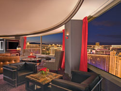 Planet Hollywood Panorama Suite