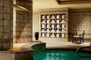 Men's spa