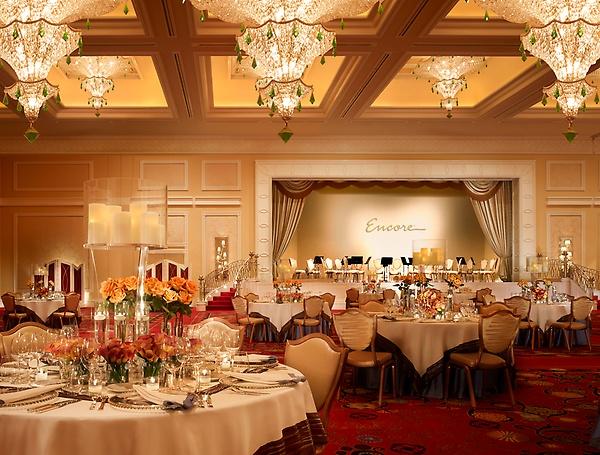 Encore at wynn las vegas for Wynn hotel decor