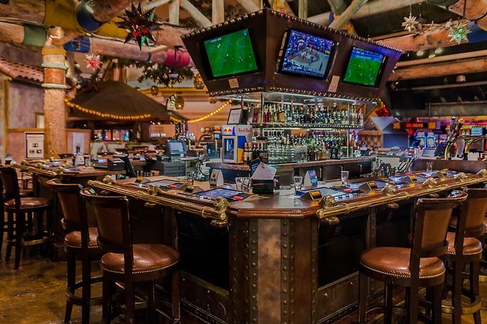 Amigo's bar