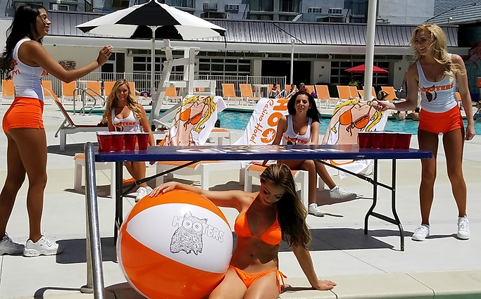 Hooters casino roulette