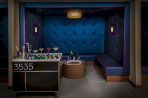 3535 Bar VIP booth