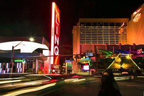 The LINQ entrance