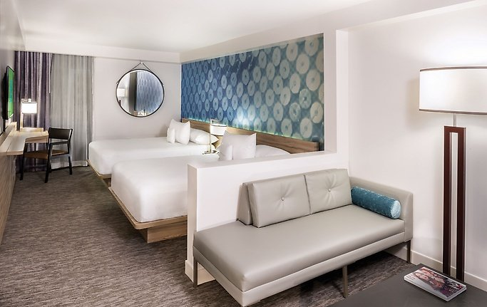Luxury Room, 2 Doubles