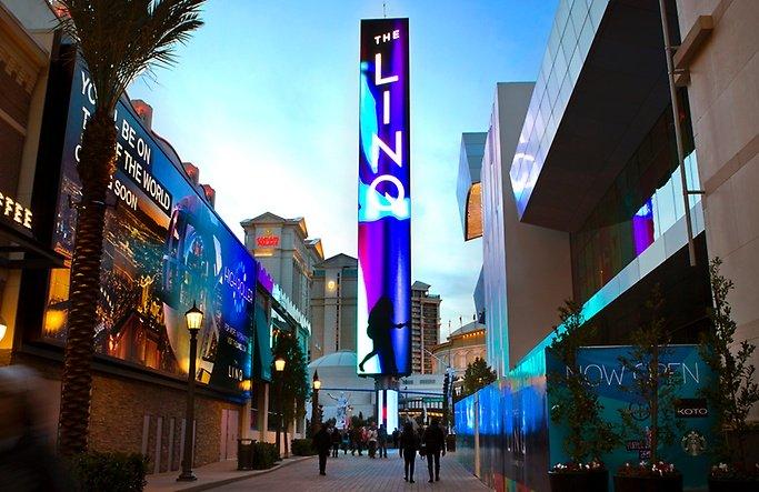 The Linq Hotel & Casino Las Vegas Nv