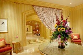 Spa Mandalay entrance