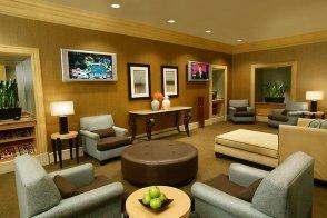 Spa Mandalay men's lounge