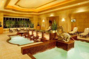 Spa Mandalay pools