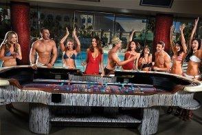 Gaming at the Beachside Casino