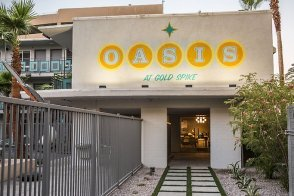 Oasis Gold Spike Exterior