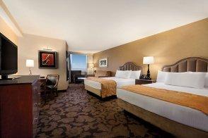 Premium two-queen room