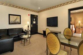 Suite - One Bedroom living area