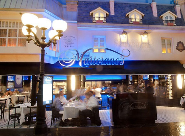 Martorano's at Paris Las Vegas