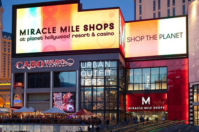 Miracle Mile Shops