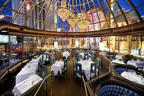 Oscar's dining area