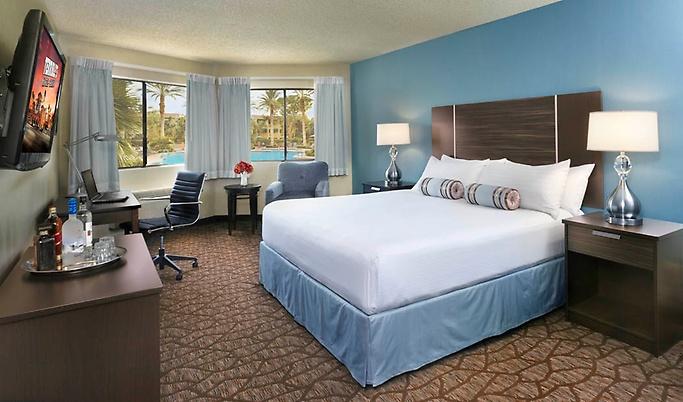 Silver Sevens Hotel And Casino Room Photos