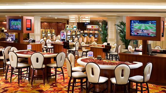 Casino pit