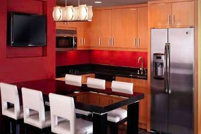 Elara One Bedroom Kitchen