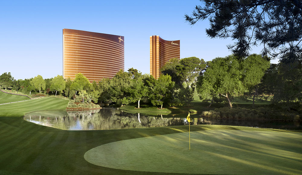 Wynn Golf Course Hole 11
