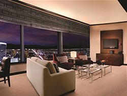 Vdara One bedroom Penthouse Suite