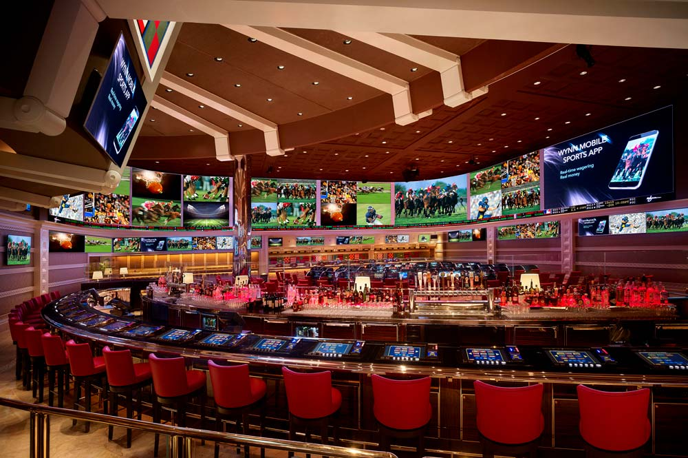 Race and Sports Book
